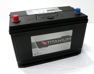 Titanium CMF59616 Heavy Duty Battery, UK Part Code: 644