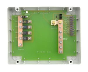 Victron Energy ESP DC Link Box - S (in plastic enclosure) - 5 way- DCL000200000