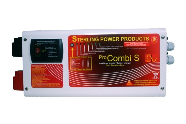Sterling Power PCS122500 - Combined Inverter Charger