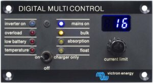 Victron Digital Multi Control Panel 200/200A - REC020005010
