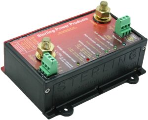 Sterling Voltage Sensitive Relay VSR160