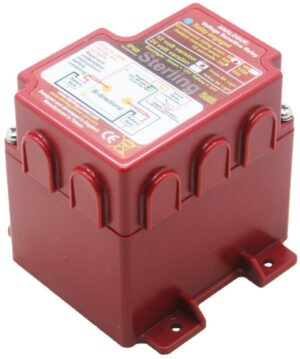 Sterling Power Voltage Sensitive Relays VSRA8024