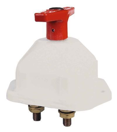 Durite Battery Switch 250Amp Marine Double Pole 0-605-26
