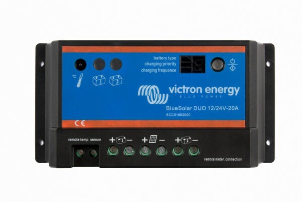Victron Energy BlueSolar DUO 12/24V 20A - SCC010020000