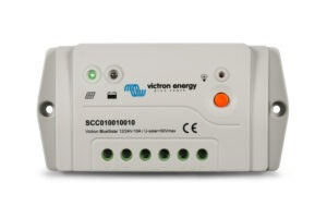 Victron Energy BlueSolar PWM Pro Charge Controller 12/24V 10A - SCC010010010