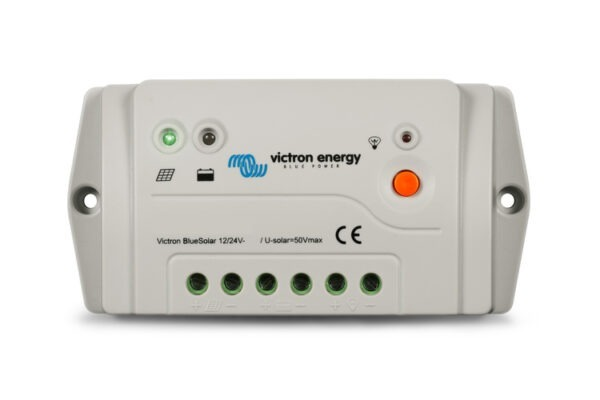 Victron Energy BlueSolar PWM Pro Charge Controller 12/24V 20A - SCC010020110