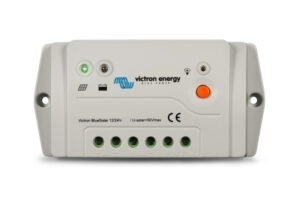 Victron Energy BlueSolar PWM Pro Charge Controller 12/24V 5A - SCC010005010