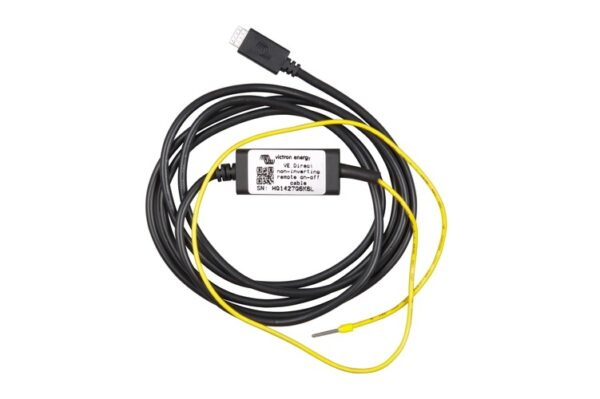 Victron Energy VE.Direct non inverting remote on-off cable - ASS030550320