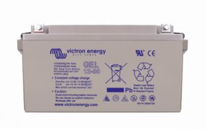 Victron Energy Gel Deep Cycle Battery 12V 90Ah - BAT412800104