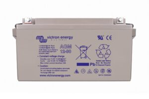 Victron Energy AGM Deep Cycle Battery 12V 90Ah - BAT412800084