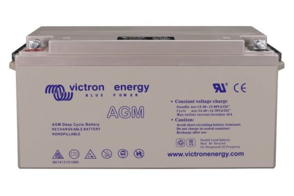 Victron Energy AGM Deep Cycle Battery 6V 240Ah - BAT406225084