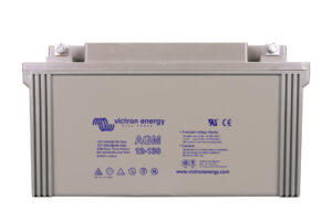 Victron Energy AGM Deep Cycle Battery 12V 130Ah (M8) - BAT412121085