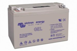 Victron Energy Gel Deep Cycle Battery 12V 165Ah - BAT412151104