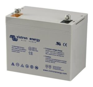 Victron Energy Gel Deep Cycle Battery 12V 66Ah - BAT412600104