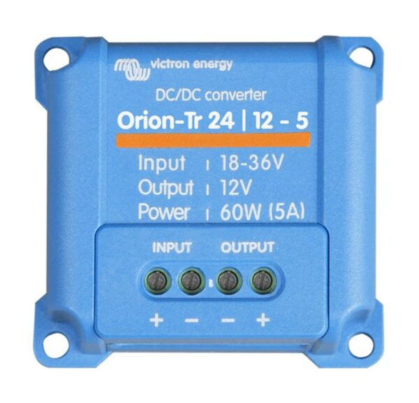 Victron Energy Orion-Tr 24/12-5 (60W) DC-DC Converter - ORI241205200R