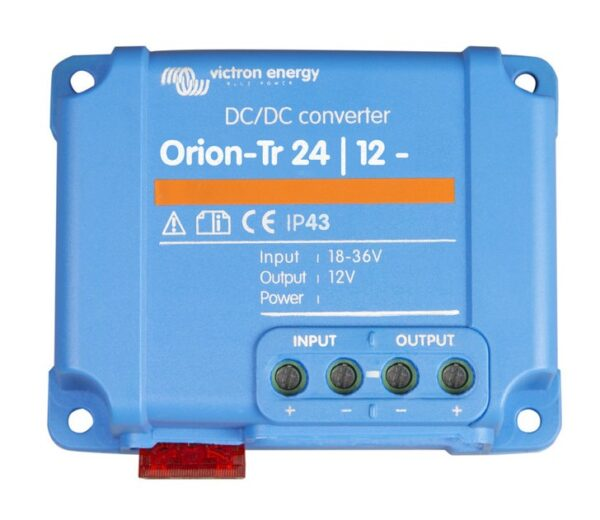 Victron Energy Orion-Tr 24/12-30A (360W) Isolated DC-DC Converter - ORI241240110