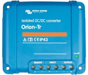Victron Energy Orion-Tr DC-DC Converters with Galvanic Isolation