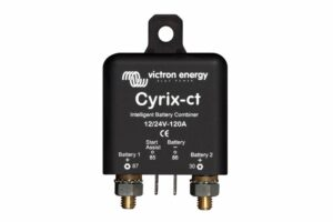 Victron Energy Cyrix-ct 12/24V 120A Intelligent Battery Combiner - CYR010120011R