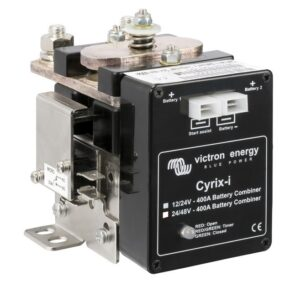 Victron Energy Cyrix-i 12/24V 400A Intelligent Battery Combiner - CYR010400000
