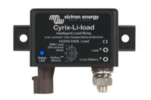 Victron Energy Cyrix-Li-load 12/24V 230A Intelligent Load Relay - CYR010230450