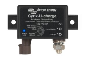 Victron Energy Cyrix-Li-charge 12/24V 230A Intelligent Charge Relay - CYR010230430