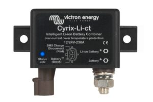 Victron Energy Cyrix-Li-ct 12/24V 230A Intelligent Li-ion Battery Combiner - CYR010230412