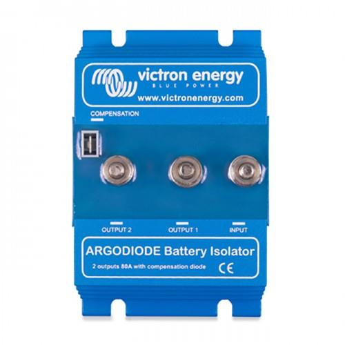 Victron Energy Argodiode 80-2AC 2 Batteries 80A - ARG080201000R
