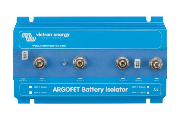 Victron Energy Argofet 200-3 Three batteries 200A - ARG200301020R