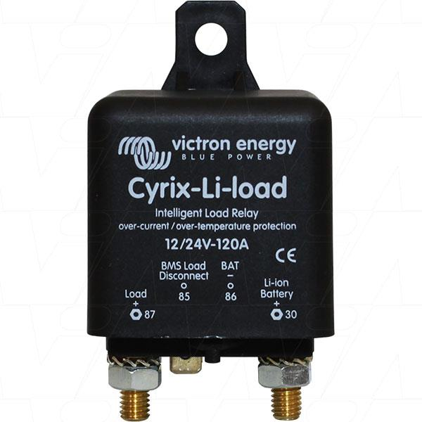 Victron Energy Cyrix-Li-load 12/24V 120A Intelligent Load Relay - CYR010120450