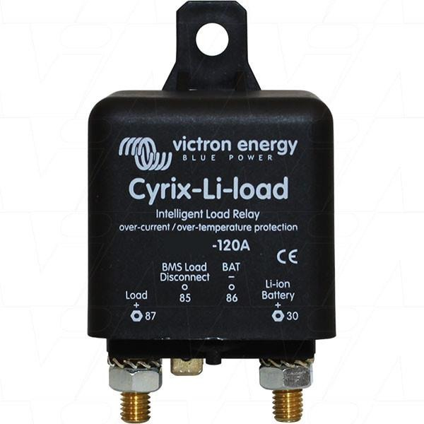 Victron Energy Cyrix-Li-load 24/48V 120A Intelligent Load Relay - CYR020120450