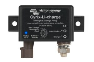Victron Energy Cyrix-Li-charge 24/48V-230A Intelligent Charge Relay - CYR020230430
