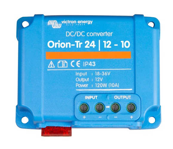 Victron Energy Orion-Tr 24/12-10 (120W) DC-DC Converter - ORI241210200R