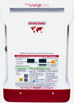 Sterling Power Pro Charge Ultra Battery Charger - PCU2430