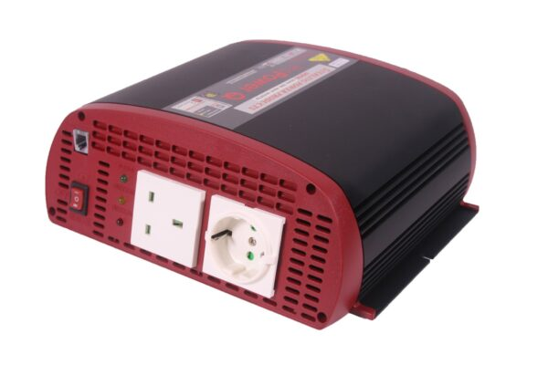 Sterling Power Quasi Sine Wave Inverter 24V 4000W inc RC - I244000