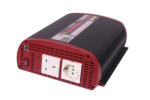 Sterling Power Quasi Sine Wave Inverter 24V 5000W inc RC - I245000