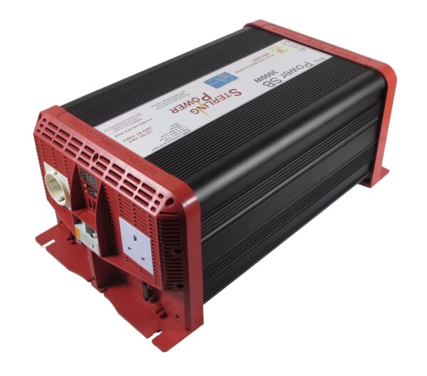 Sterling Power Pure Sine Wave Inverter 24V 4000W - SIB244000
