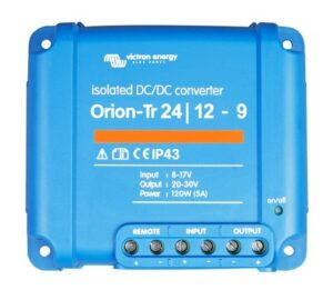 Victron Energy Orion-Tr 24/12-9A (110W) Isolated DC-DC Converter - ORI241210110R