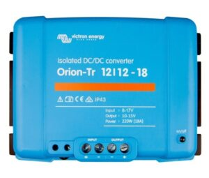 Victron Energy Orion-Tr 12/12-18A (220W) Isolated DC-DC Converter - ORI121222110