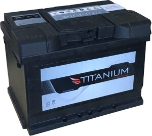 Titanium T56219 Car Battery