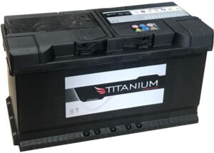 Titanium T60038 Car Battery