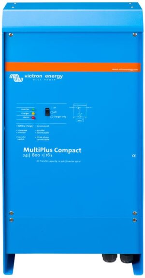 Victron Energy MultiPlus Compact 24/800/16-16 VE.Bus - CMP248010000