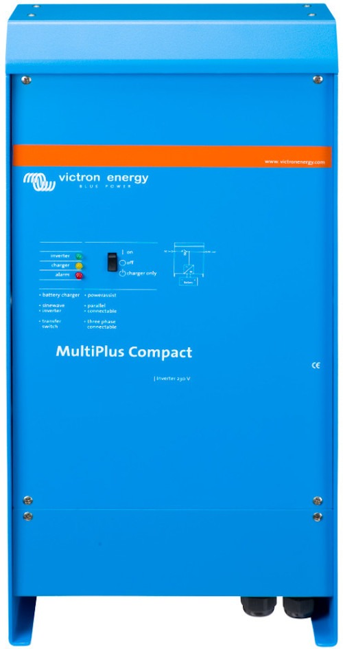 Victron Energy MultiPlus Compact 12/1200/50-16 VE.Bus - CMP121220000