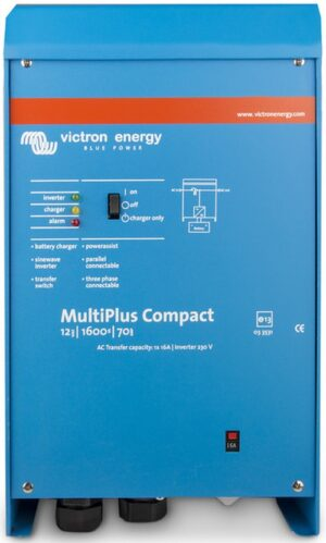 Victron Energy MultiPlus Compact 12/1600/70-16 VE.Bus - CMP121620000