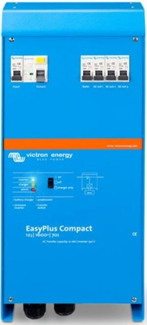 Victron Energy EasyPlus Compact 12/1600/70-16 VE.Bus - CEP121620000