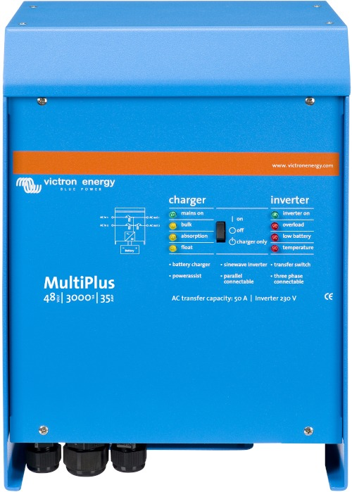 Victron Energy MultiPlus 48/3000/35-50 VE.Bus - PMP483021010