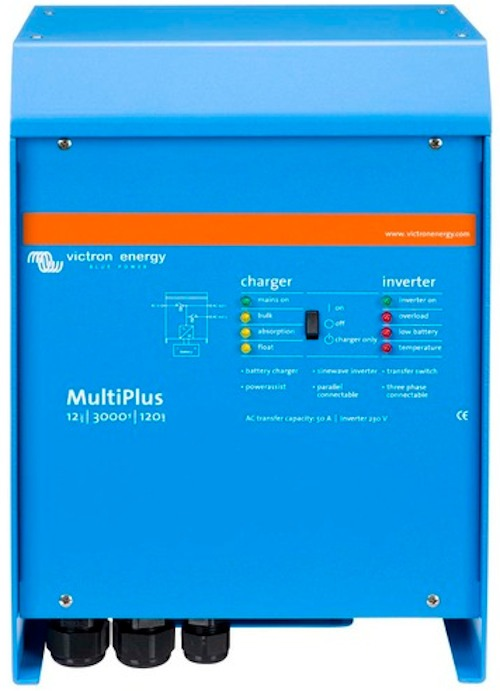 Victron Energy MultiPlus 12/3000/120-16 VE.Bus - PMP122300001