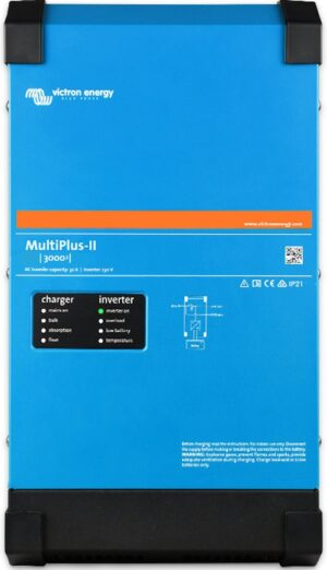 Victron Energy MultiPlus-II 24/3000/70-32 - PMP242305010