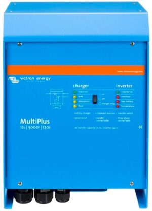 Victron Energy MultiPlus 12/3000/120-50 VE.Bus - PMP123021010