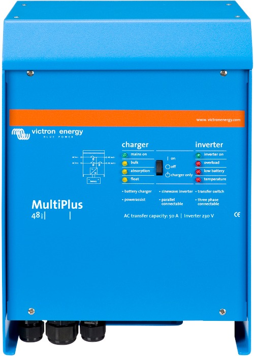 Victron Energy MultiPlus 48/5000/70-100 VE.Bus - PMP485021010