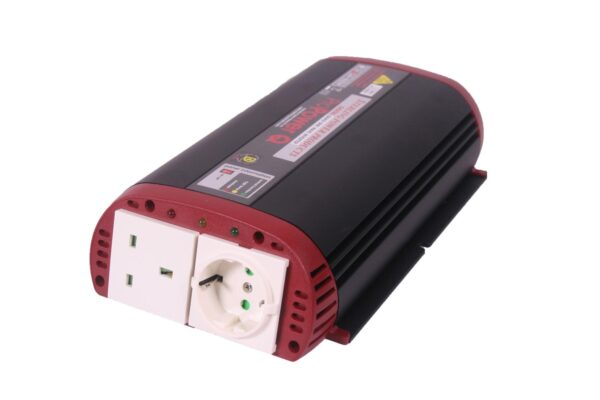 Sterling Power Quasi Sine Wave Inverter 12V 600W - I12600